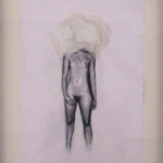 Bagmyself II, 2008, 41,5 x 32,5 cm. Tec. Mix. on paper. Courtesy: Rosana Antolí