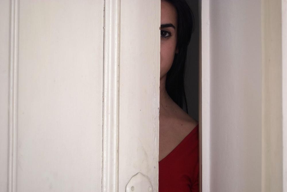 Karina Beltrán, Hide and Seek (El escondite) 7. 2010. Cortesía: Karina Beltrán.