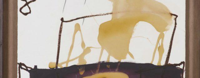 """Ya se puede leer online el post """"Obra destacada de la Colección de Arte Vivanco: Copa de Antoni Tàpies"""", mi nueva entrega para el blog delMuseo Vivanco Cultura de Vino de Briones. Copa. 1997. Antoni Tàpies (Barcelona, 1923 – Barcelona, 2012). Óleo, barniz y lapicero sobre papel. Museo Vivanco de..."""