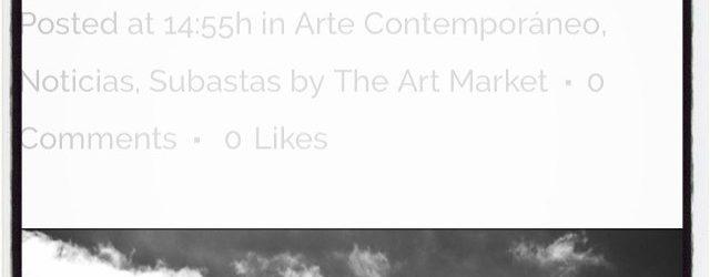 """Ya se puede leer online el post """"Fotografía y mercado"""", mi último artículo para el blog de The Art Market Agency. Nicola Mariani, Fotografía y mercado. The Art Market Agency, 2016. Hola a tod@s, con el artículo """"Fotografía y mercado"""" empieza mi colaboración con el blog de The Art Market..."""